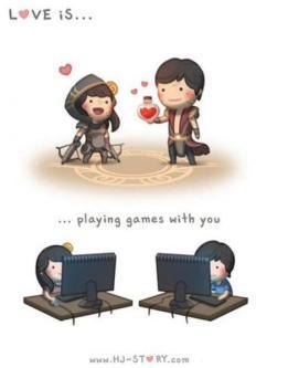 Cinta itu saat aku melakukan sesuatu bersamamu.