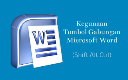 Fungsi Tombol Pada Microsoft Word
